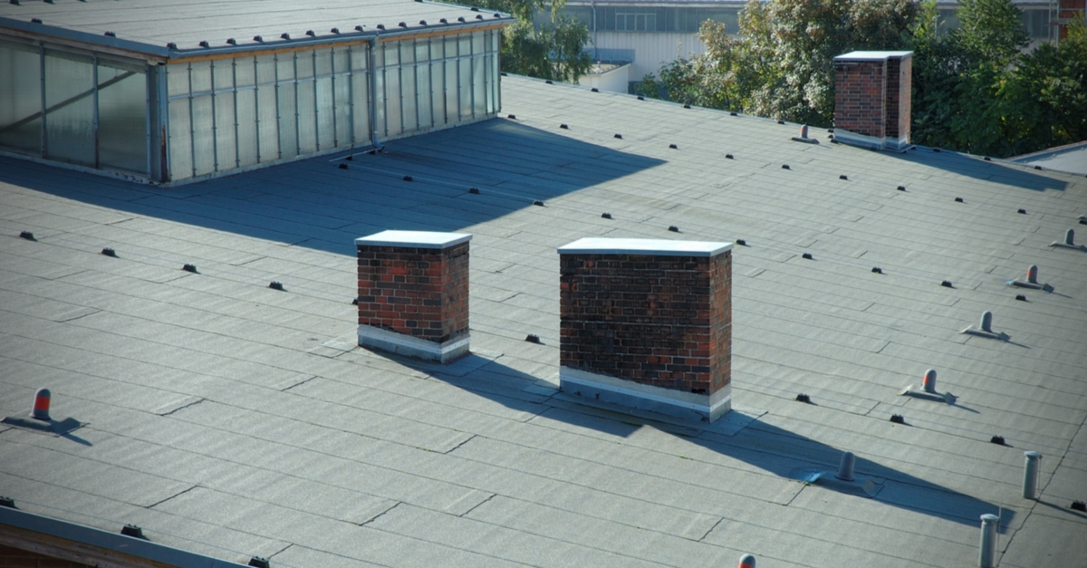 right new commercial roof for your property