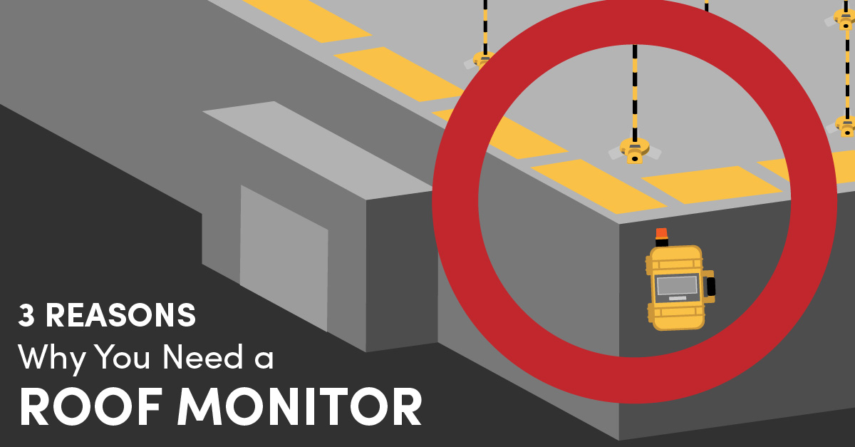 3 Reasons Why You Need a Roof Monitor
