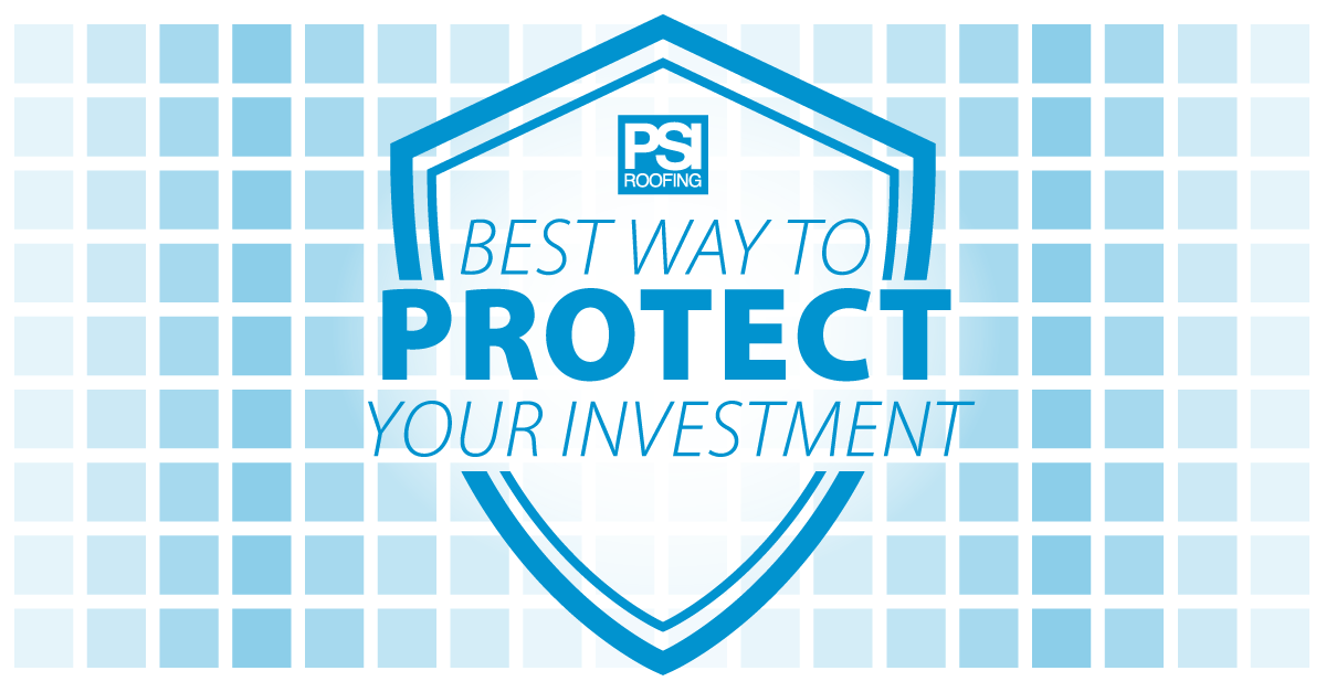 Best Way to Protect Your Investment