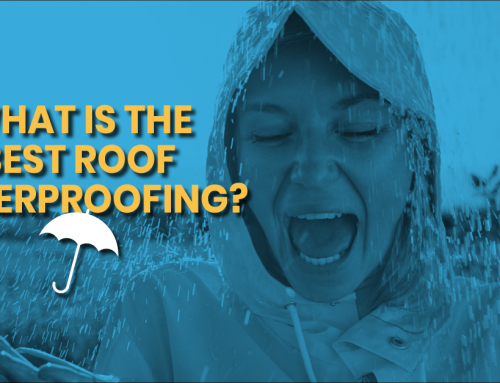 What Is The Best Roof Waterproofing?