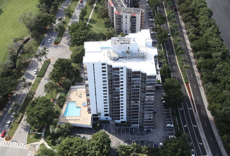 ft lauderdale commercial & flat roof repair, replacement & inspection services
