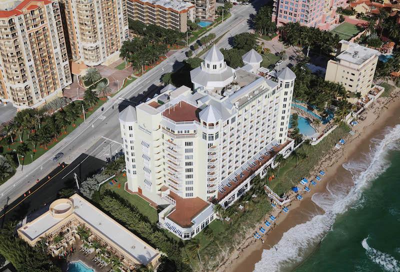 Pelican Grand Beach Hotel case study