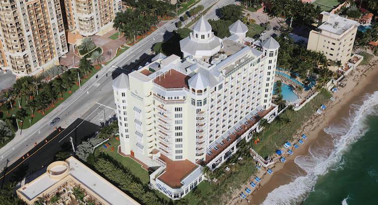 Pelican Grand Beach Hotel