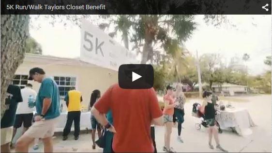 taylors closet walk/run event
