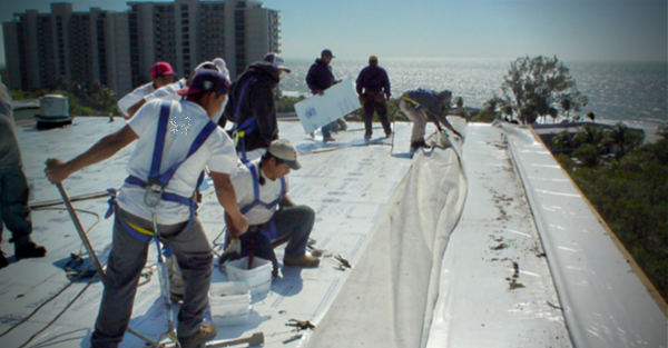 licensed and bonded roofing contractor